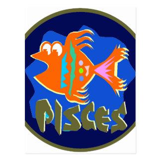 Insignia de Piscis Postal