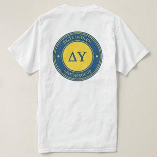 Insignia de Upsilon el | del delta Camiseta