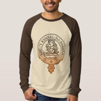 Insignia del beige de la camisa de Gregor del clan