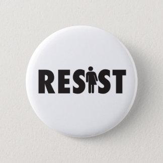 Insignia del botón de las derechas del transporte