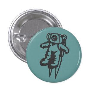 insignia del botón del astronauta pins