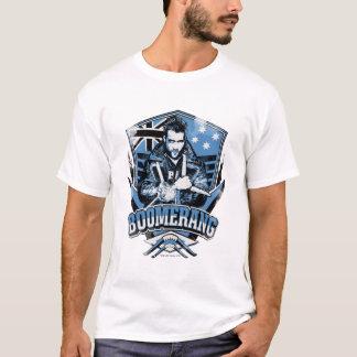 Insignia del bumerán del pelotón el | del suicidio camiseta