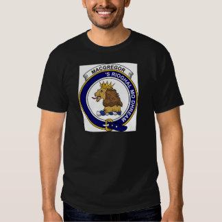 Insignia del clan de MacGregor Camisetas