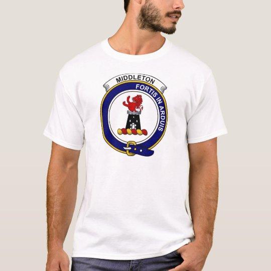 Insignia del clan de Middleton Camiseta