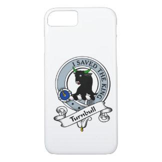 Insignia del clan de Turnbull Funda iPhone 7