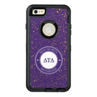 Insignia del delta el | del Tau del delta Funda OtterBox Defender Para iPhone 6 Plus