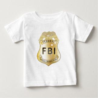 Insignia del FBI Camiseta De Bebé