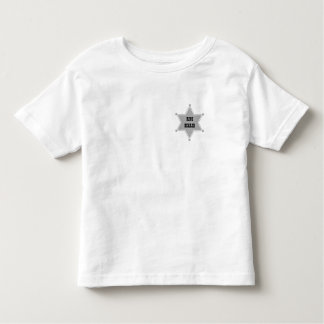 Insignia del mariscal camiseta de niño