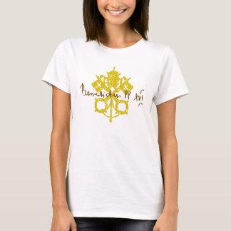 Insignia del Papa Camiseta