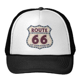 Inspector retro 66 gorras