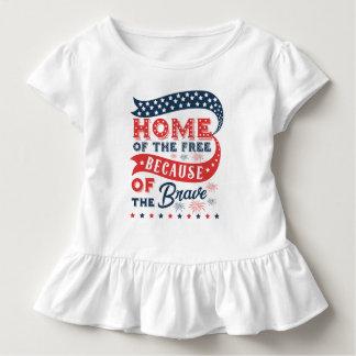 Inspiración a casa de la camisa libre del día de