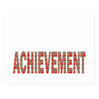 Inspiración de esfuerzo de la motivación del éxito postales