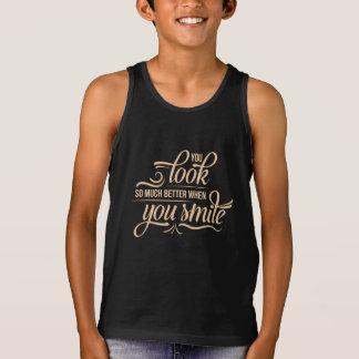 Inspirado mejor cuando usted camisetas sin mangas