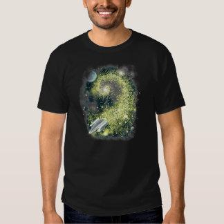 Inspirado por búsqueda del espacio camisetas