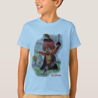 Inspirado por el Puss Camiseta
