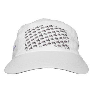 Gorra De Alto Rendimiento Inspirado por esos gorras del tablero de damas de