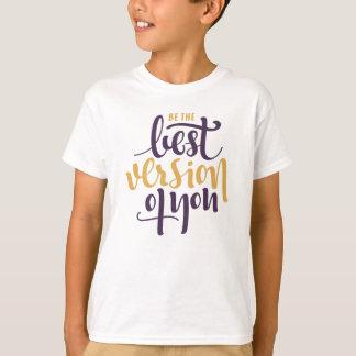 Inspirado sea la mejor camisa de Tagless de la