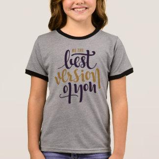Inspirado sea la mejor camisa del campanero de la