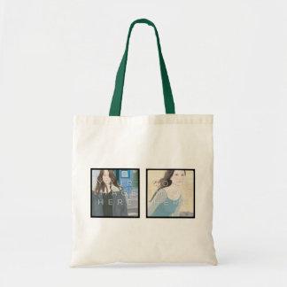 Instagram dos diseños de encargo de la bolsa de