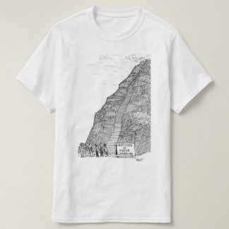 Instituto de la camiseta de la enseñanza superior