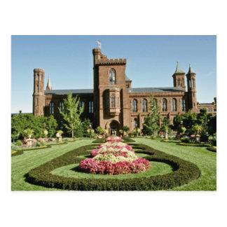 Instituto de Smithsonian y jardín de Enid Haupt Postal