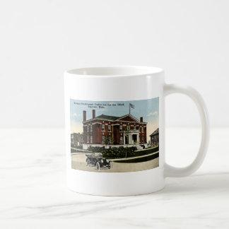 Instituto del empleo de Michigan para las persiana Taza De Café