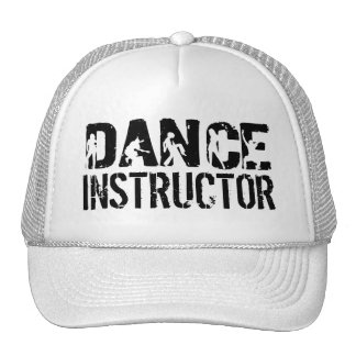 Instructor de la DANZA Gorras