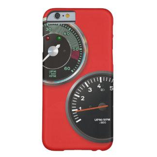 Instrumentos autos del vintage/indicadores de funda de iPhone 6 barely there