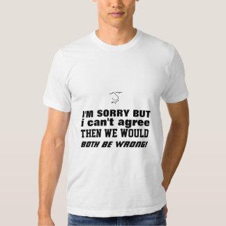 ¡Insulto de la diversión - biselo estoy de Camiseta