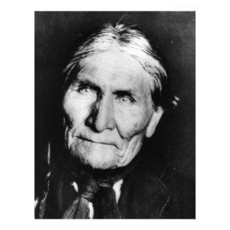 'Intensity de Geronimo Folleto 21,6 X 28 Cm