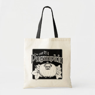 ¡Intente un Pugmpkin! La bolsa de asas