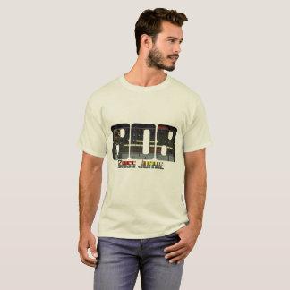 Interfaz del drogadicto de 808 bajos camiseta