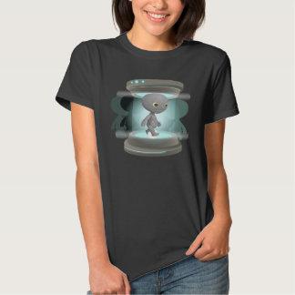 Interferencia: la búsqueda teleport con los camisetas