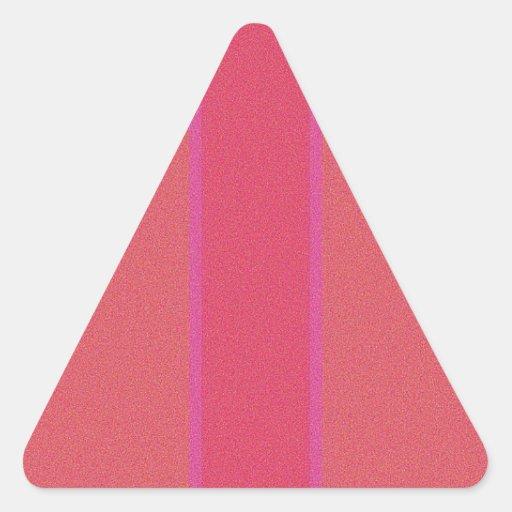 Interferencia reconstruida UNA Calcomania Trianguladas Personalizadas