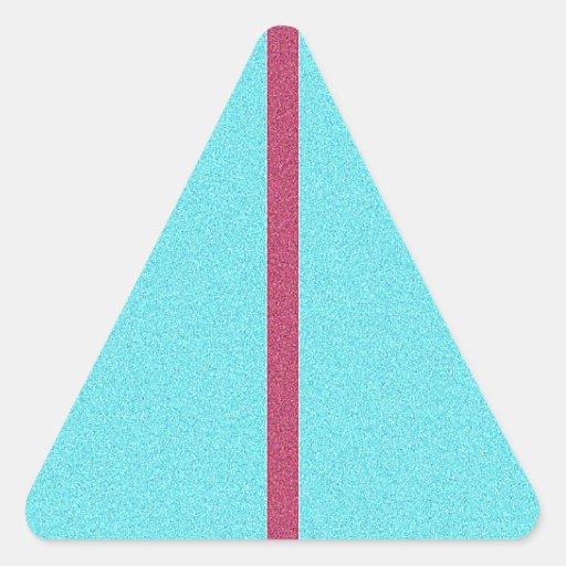 Interferencia reconstruida UNA Colcomanias Trianguladas