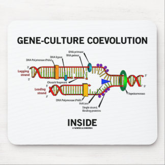 Interior de Coevolution de la Gen-Cultura (réplica Alfombrilla De Ratón