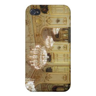Interior del salón magnífico iPhone 4/4S funda