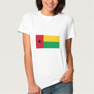International de la BANDERA de Guinea-Bissau Camiseta