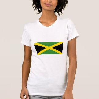 International de la BANDERA de Jamaica Camiseta