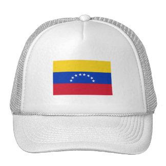 International de la BANDERA de Venezuela Gorros