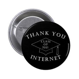 Internet 2011 de las gracias pins