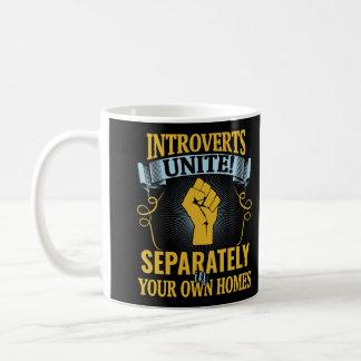 Introverts unen la taza