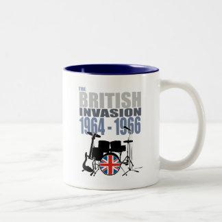 Invasión británica III Taza