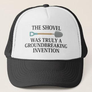 Invención innovadora gorra de camionero