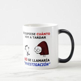 Investigation Coffee Mug