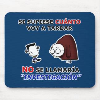 Investigation Mousepad