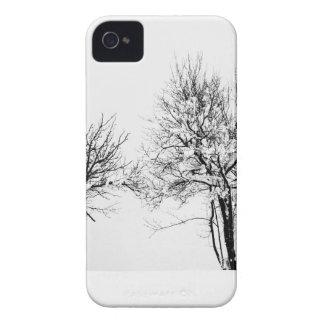 Invierno Carcasa Para iPhone 4 De Case-Mate