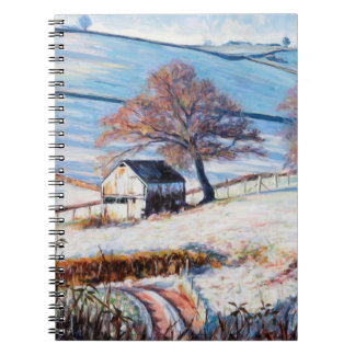 Invierno Frost 2009 Cuadernos