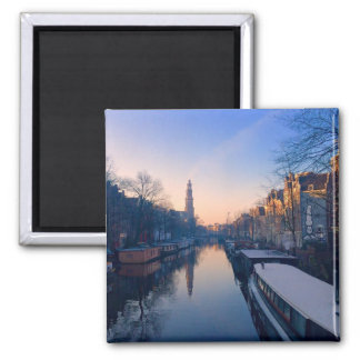 Invierno Prinsengracht, imán