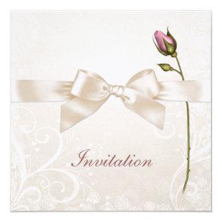 INVITACIÓN 13,3 CM X 13,3CM